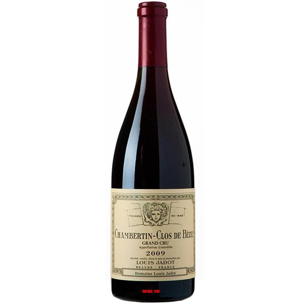 Rượu Vang Louis Jadot Chambertin Clos De Beze Grand Cru