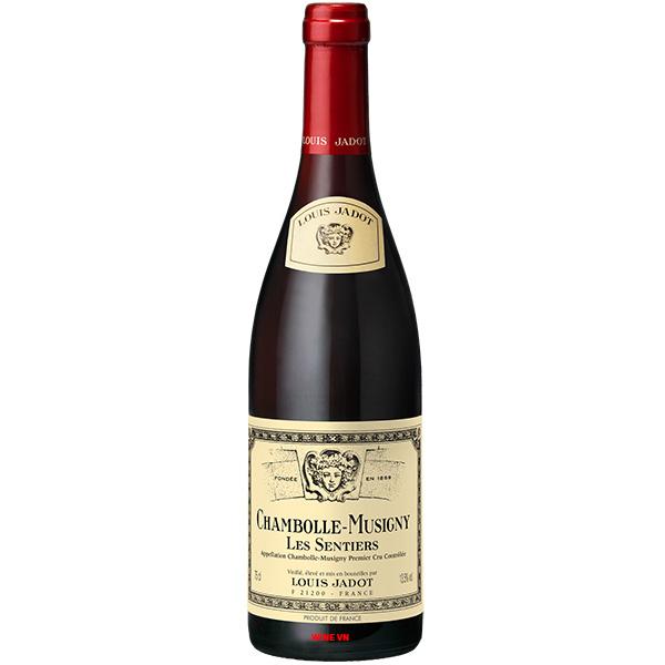 Rượu Vang Louis Jadot Chambolle Musigny Les Baudes