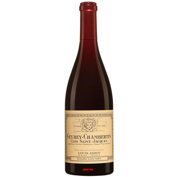 Rượu Vang Louis Jadot Clos Saint Jacques Gevrey Chambertin