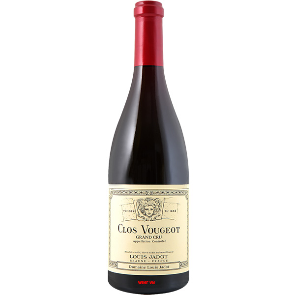 Rượu Vang Louis Jadot Clos Vougeot Grand Cru