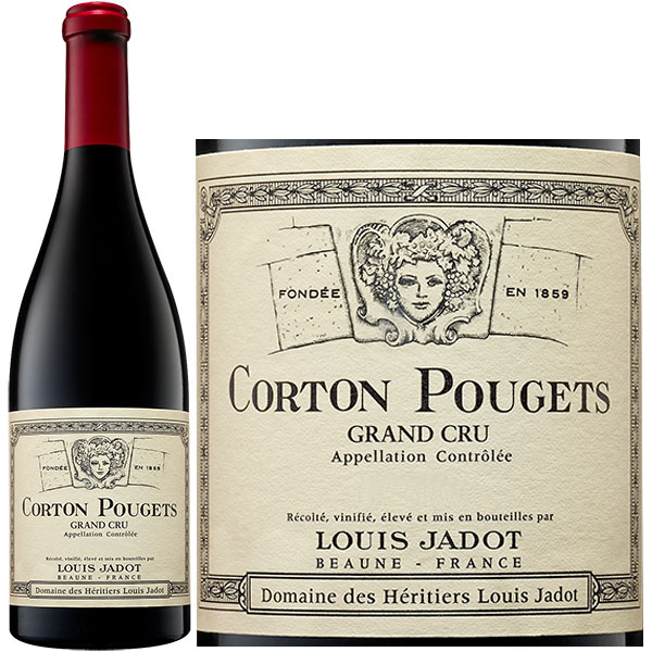 Rượu Vang Louis Jadot Corton Pougets Grand Cru