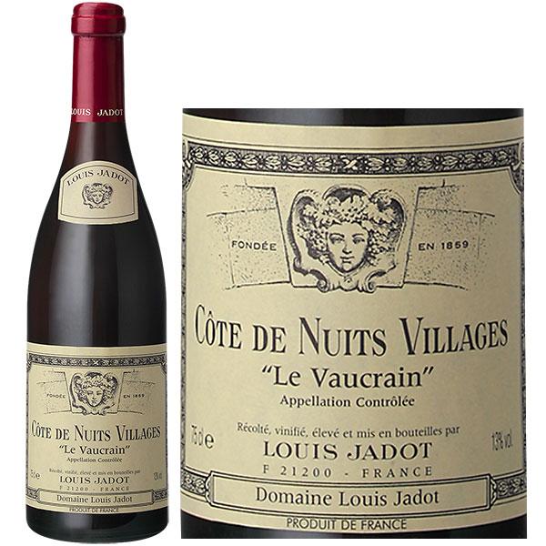Rượu Vang Louis Jadot Cote de Nuits Villages Le Vaucrain