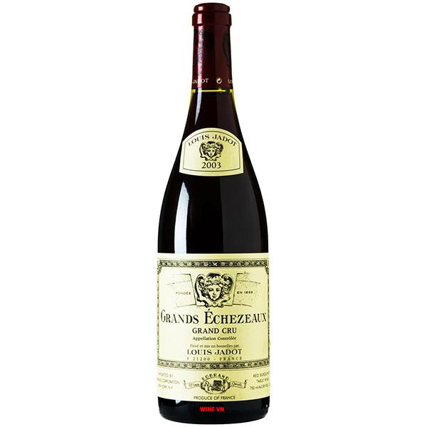 Rượu Vang Louis Jadot Grands Echezeaux Grand Cru