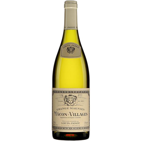 Rượu Vang Louis Jadot Macon Villages Grange Magnien