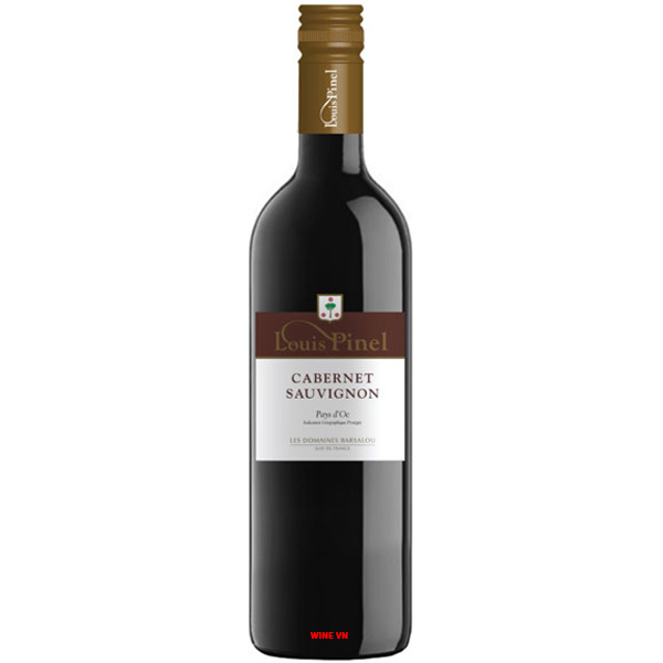 Rượu Vang Louis Pinel Cabernet Sauvignon