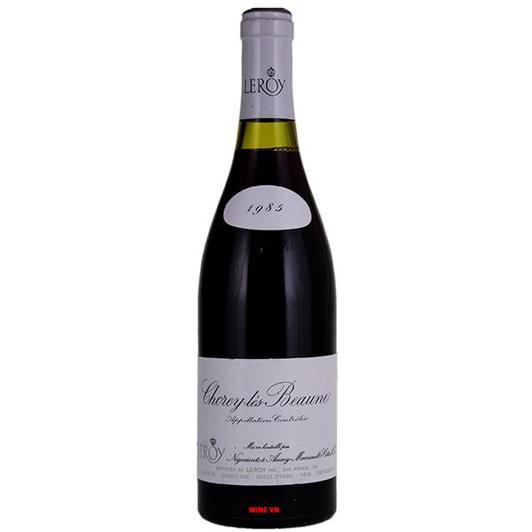 Rượu Vang Maison Leroy Chorey Les Beaune