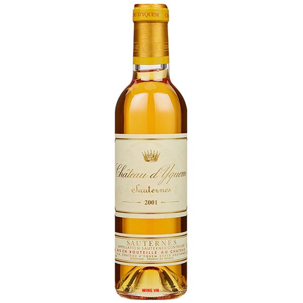 Rượu Vang Ngọt Chateau d'Yquem Sauternes