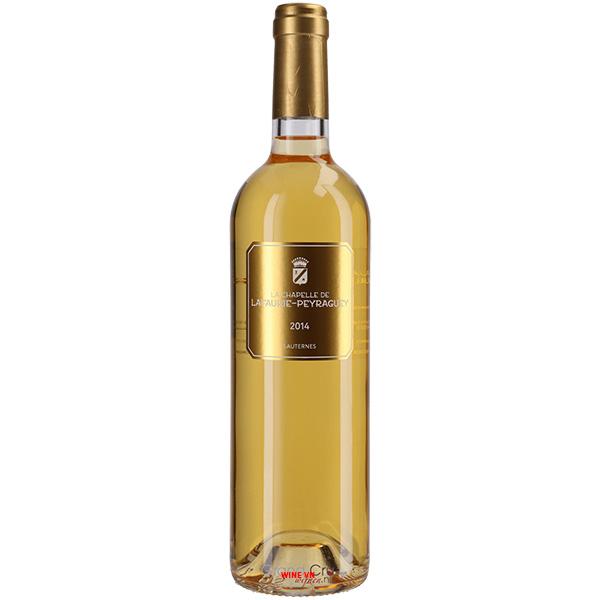 Rượu Vang Ngọt La Chapelle de Lafaurie Peyraguey
