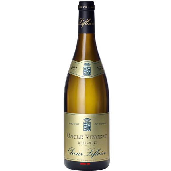 Rượu Vang Olivier Leflaive Oncle Vincent