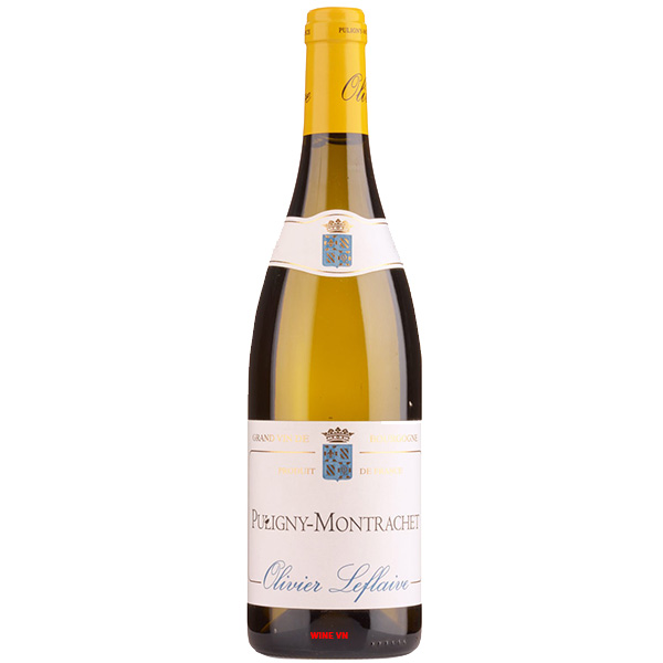 Rượu Vang Olivier Leflaive Puligny Montrachet