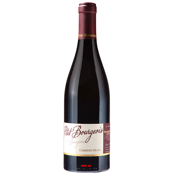 Rượu Vang Petit Bourgeois Cabernet Franc