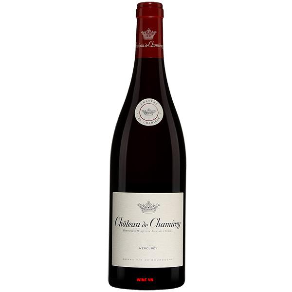 Rượu Vang Pháp Chateau De Chamirey Mercurey