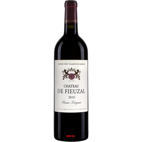 Rượu Vang Pháp Chateau De Fieuzal