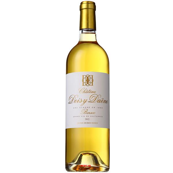 Rượu Vang Pháp Chateau Doisy Daene Barsac