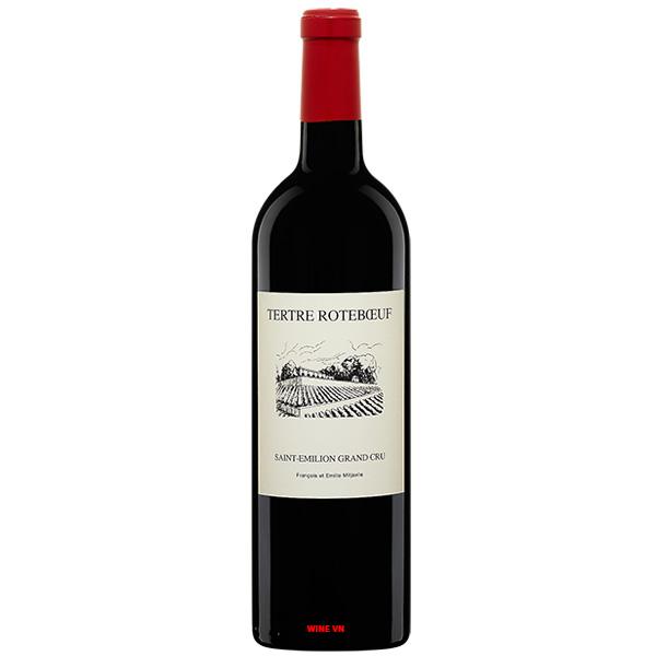 Rượu Vang Pháp Chateau Tertre Roteboeuf