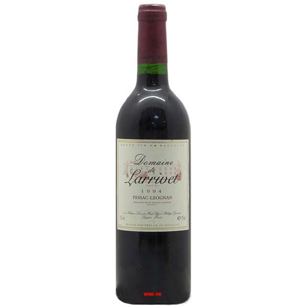 Rượu Vang Pháp Domaine De Larrivet