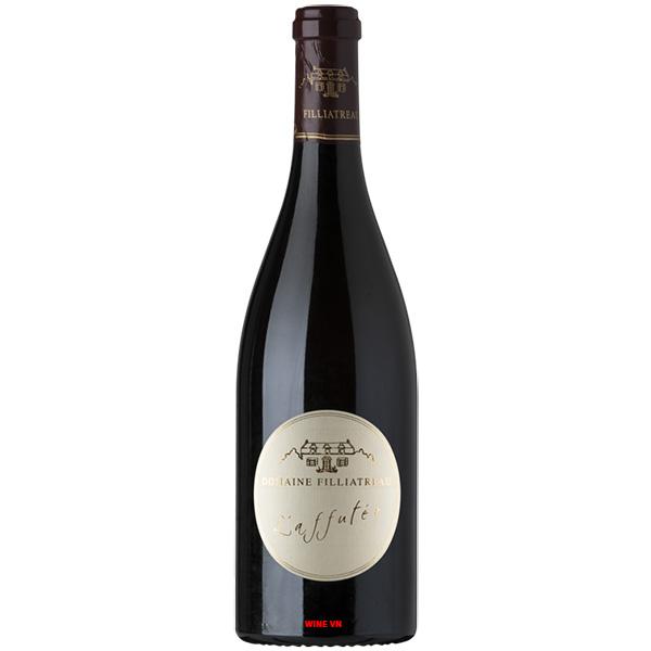 Rượu Vang Pháp Domaine Filliatreau L'Affutee Saumur Champigny