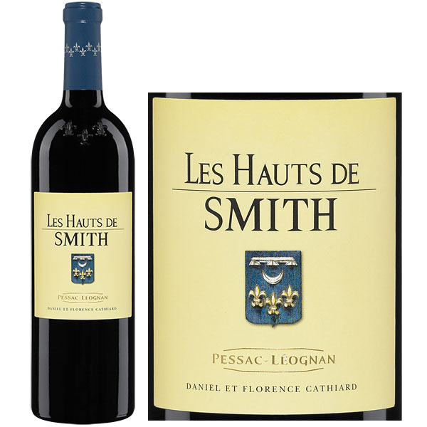 Rượu Vang Pháp Les Hauts De Smith