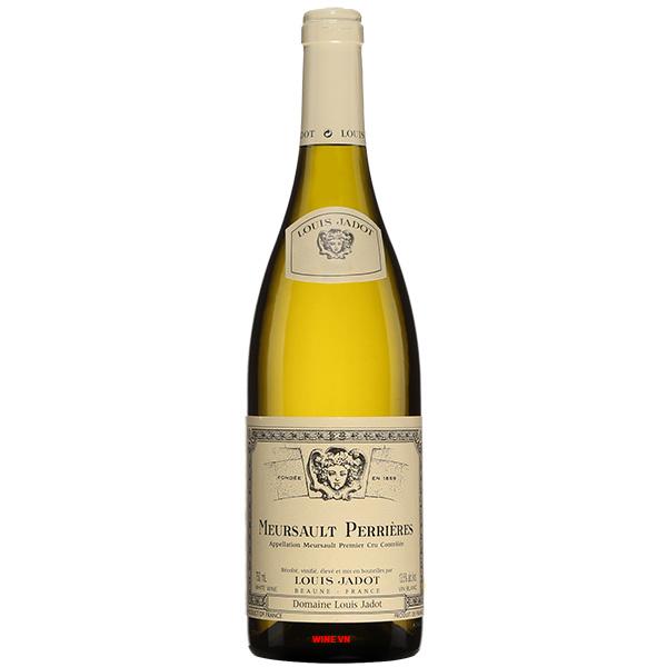 Rượu Vang Pháp Louis Jadot Meursault Perrieres