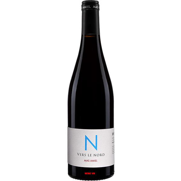Rượu Vang Pháp Mas Amiel Vers Le Nord