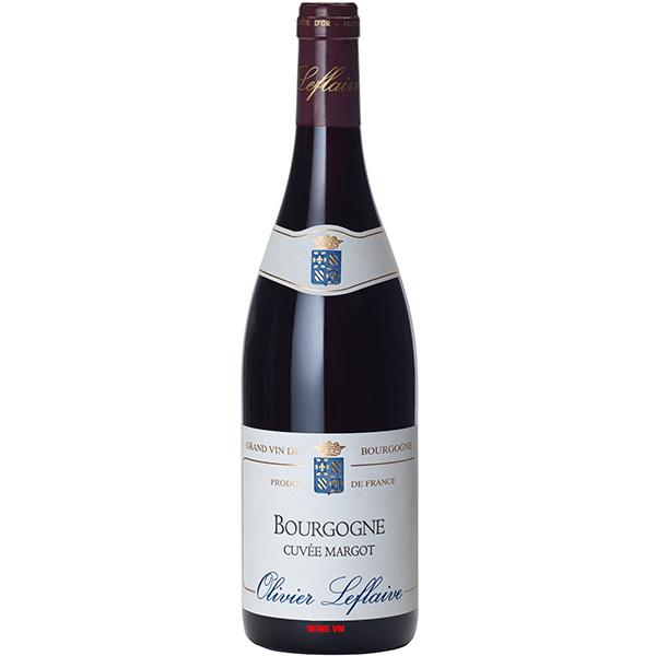 Rượu Vang Pháp Olivier Leflaive Cuvee Margot Bourgogne