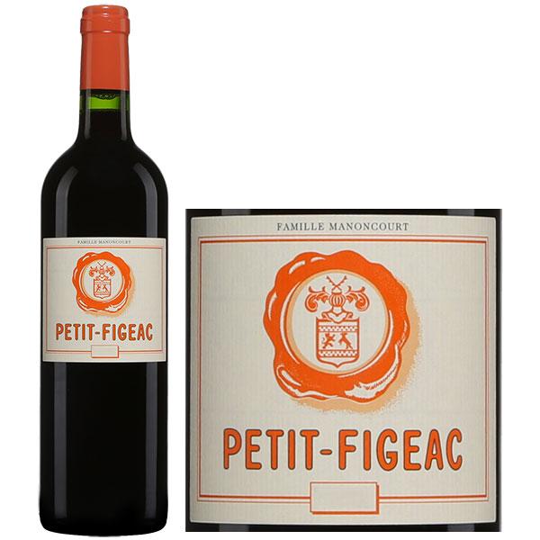Rượu Vang Pháp Petit Figeac