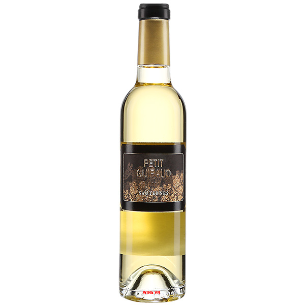 Rượu Vang Pháp Petit Guiraud Sauternes