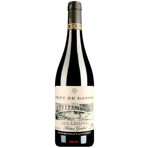 Rượu Vang Pháp Pont De Gassac