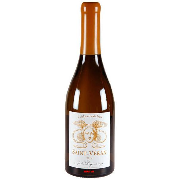 Rượu Vang Saint Veran Domaine Jules Desjourneys