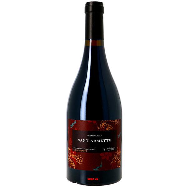 Rượu Vang Sant Armettu Cuvee Myrtus