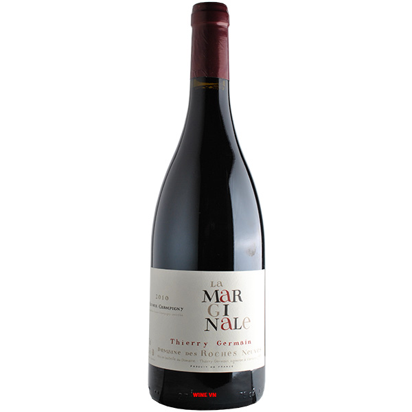 Rượu Vang Thierry Germain Domaine Des Roches Neuves La Marginale