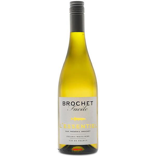 Rượu Vang Trắng Brochet Facile L'Essentiel