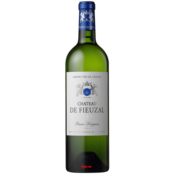 Rượu Vang Trắng Chateau De Fieuzal