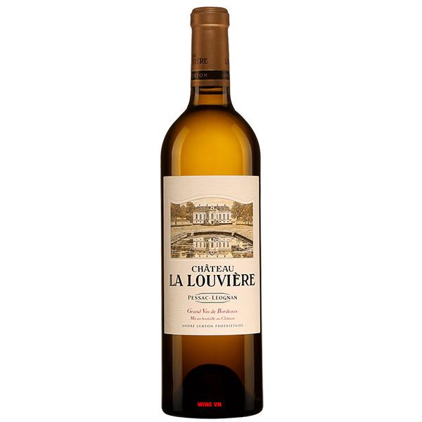 Rượu Vang Trắng Chateau La Louviere