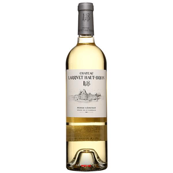 Rượu Vang Trắng Chateau Larrivet Haut Brion