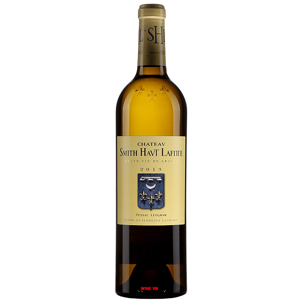 Rượu Vang Trắng Chateau Smith Haut Lafitte