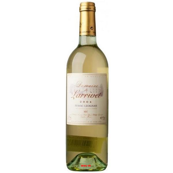 Rượu Vang Trắng Domaine De Larrivet