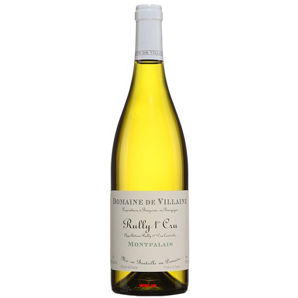 Rượu Vang Trắng Domaine De Villaine Montpalais Rully 1Er Cru