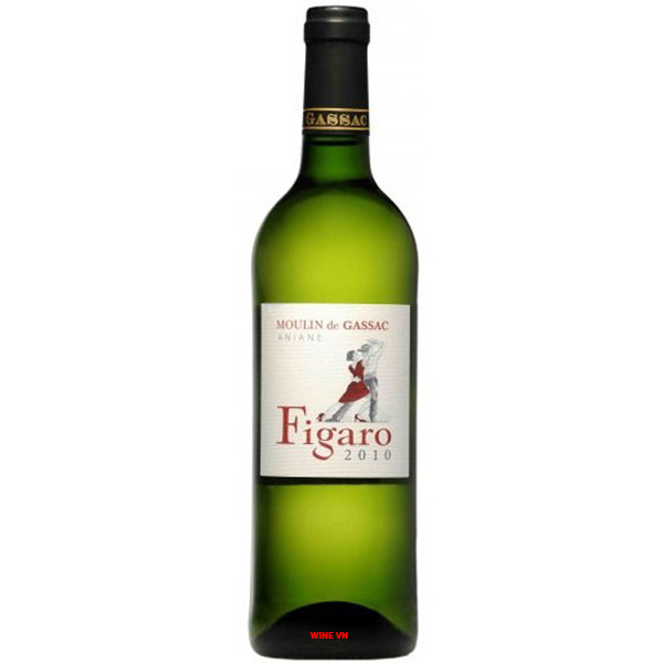 Rượu Vang Trắng Figaro Moulin De Gassac