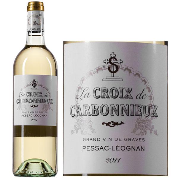 Rượu Vang Trắng La Croix De Carbonnieux