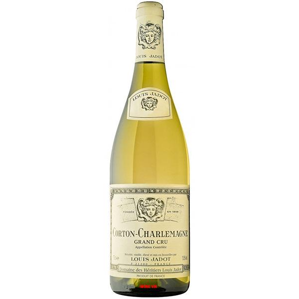 Rượu Vang Trắng Louis Jadot Corton Charlemagne