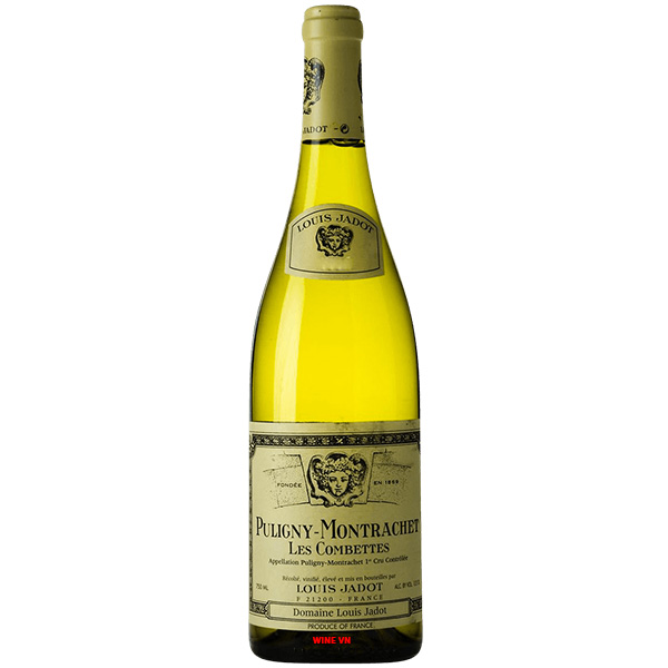 Rượu Vang Trắng Louis Jadot Puligny Montrachet Les Combettes