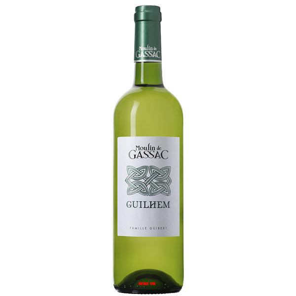 Rượu Vang Trắng Moulin De Gassac Guilhem