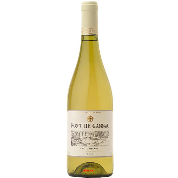 Rượu Vang Trắng Pont De Gassac