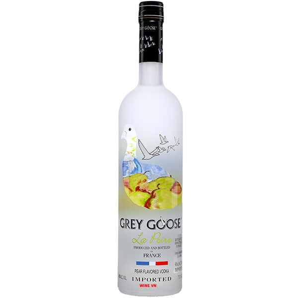 Rượu Vodka Grey Goose La Poire