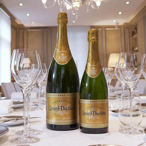 Rượu Champagne Canard Duchene Brut
