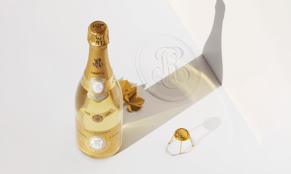 Rượu Champagne Louis Roederer Cristal Brut