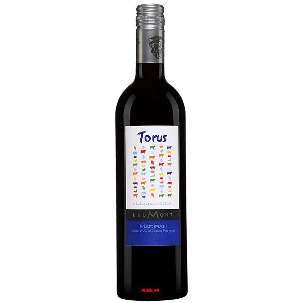 Rượu Vang Alain BrumontTorus Madiran