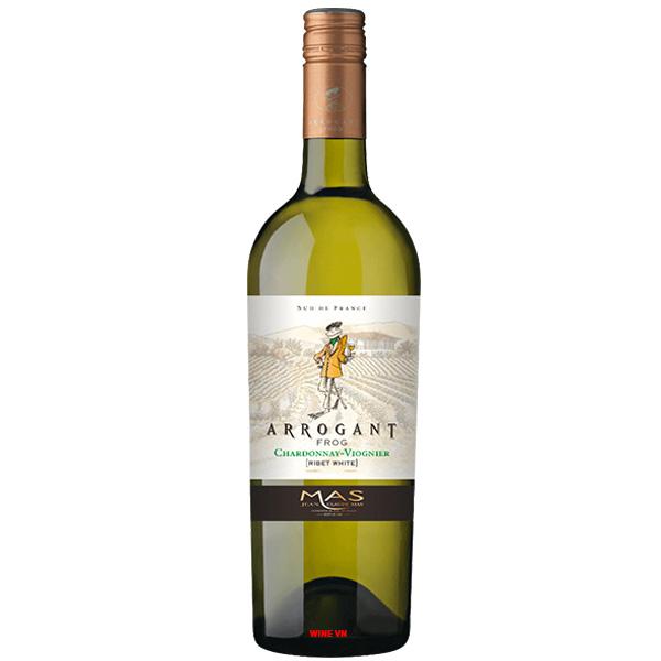 Rượu Vang Arrogant Frog Varieties Chardonnay - Viognier