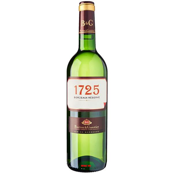 Rượu Vang B&G 1725 Bordeaux Reserve Blanc